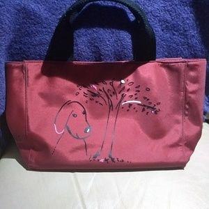 Kate Spade/ Moira Kalman beagle bag